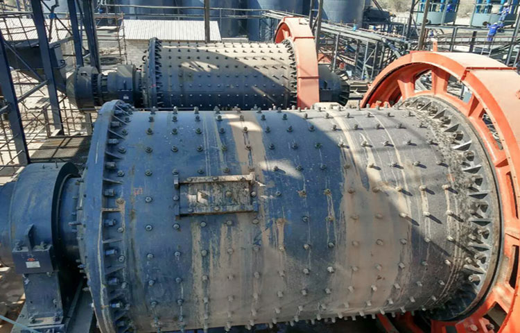 20tph coal ball mill