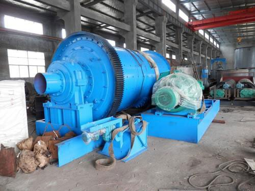 Grate type ball mill