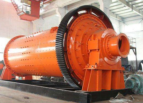 Large capacity ball mill for beneficiation plants