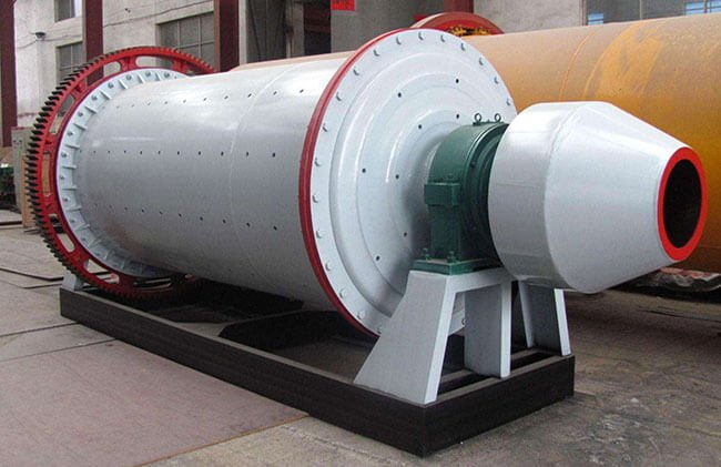 This is wet ball mill