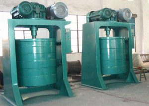 Attritor ball mill