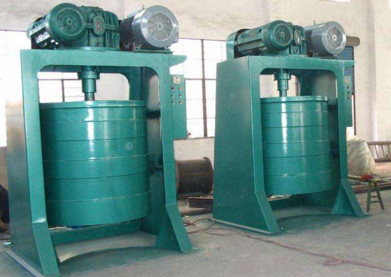 Attritor ball mill