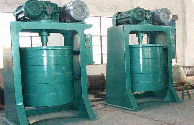 This is a attritor ball mill