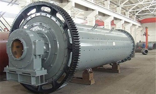 Continuous type tumbling ball mill