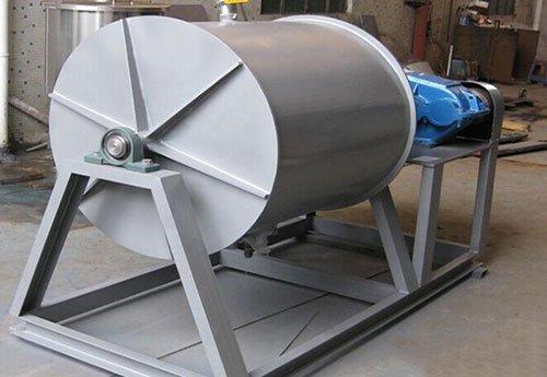 Mini horizontal ball mill