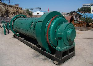Tumbling ball mill