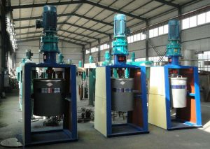 Vertical ball mill