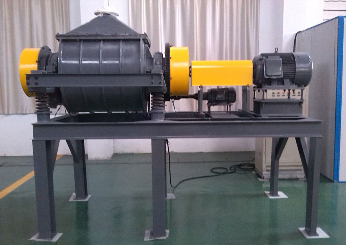 Vibration ball mill