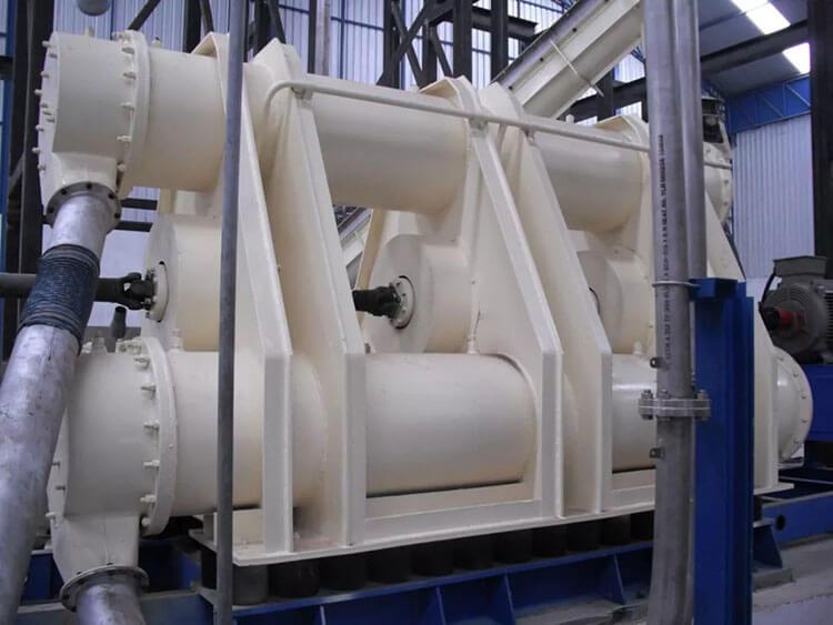 Vibration mill project