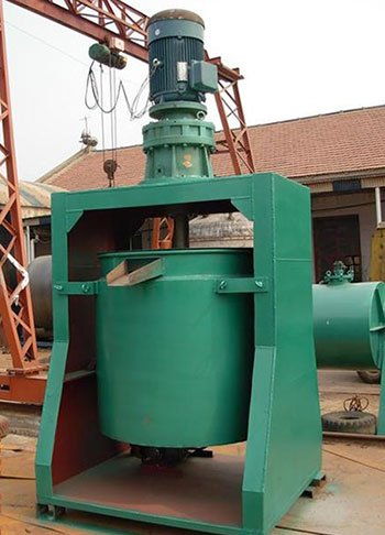 Working principle of vertical ball mill