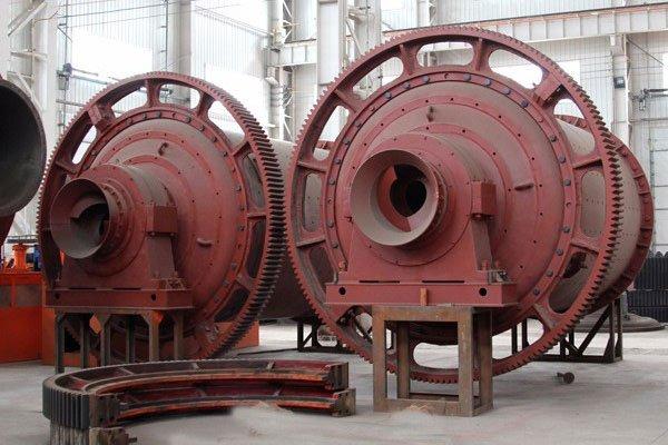 This is a quartz ball mill