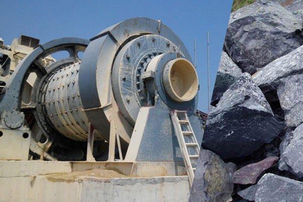 Sand Ball Mill
