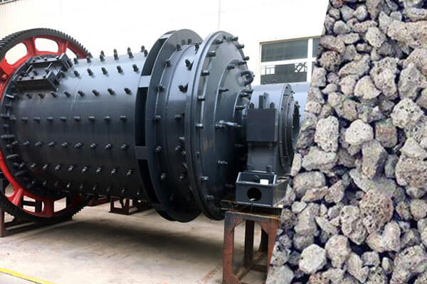 Blast Furnace Slag Ball Mill