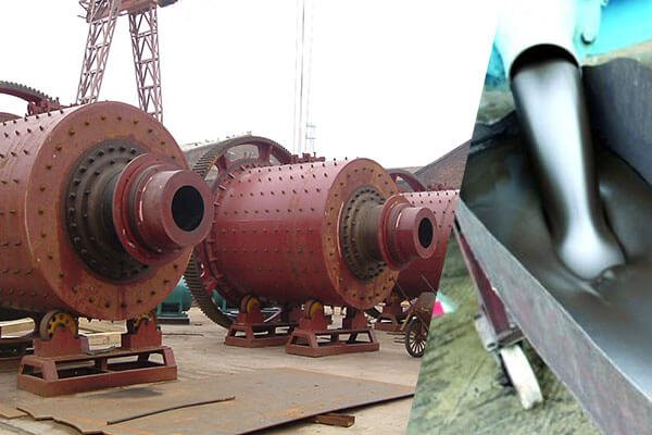 Coal Water Slurry Ball Mill