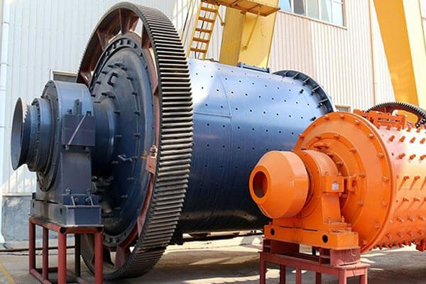 This is a fly ash ball mill