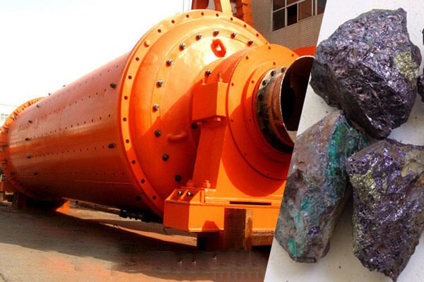 Copper Ball Mill