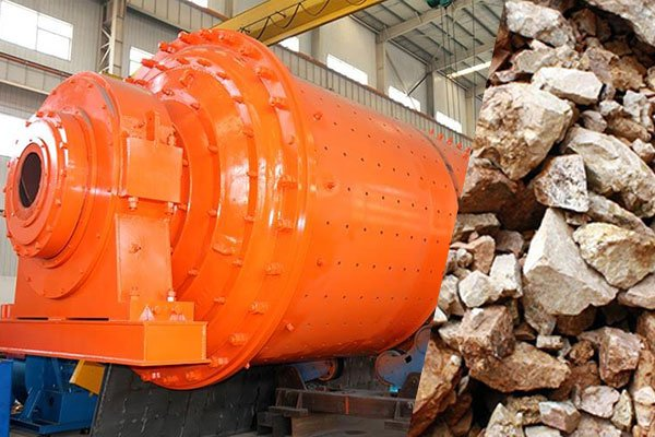 Potash Feldspar Ball Mill