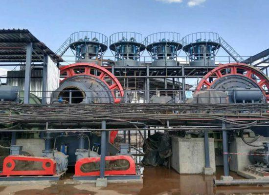 MFB3090 coal ball mill