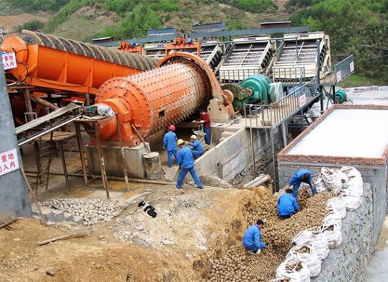 This is Morocco silver mining project