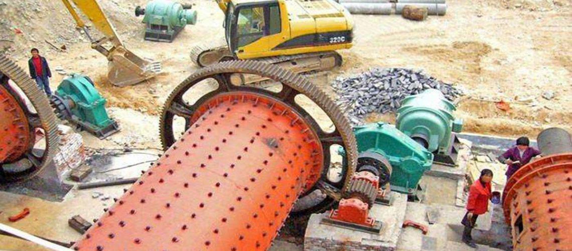 Tumbling Mill Working Capacity Influencing Factors